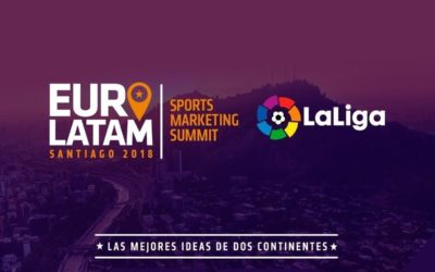 LaLiga formara parte del EuroLatam Sports Marketing Summit 2018